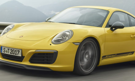 The New Porsche Carrera T