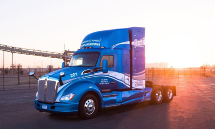 Toyota Kenworth Partnership Brings Fuel Cells to Big Rigs